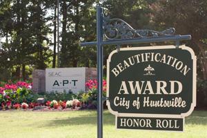 Huntsville Beautification Awards – APT Research