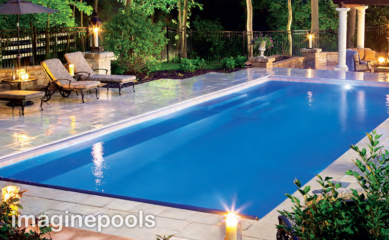 Southern Scape Pools & Spas - design by Imagine Pools